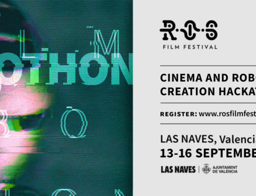 Film Robothon, Cinema and Robots Hackathon