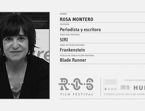 Retrato Robot: Rosa Montero