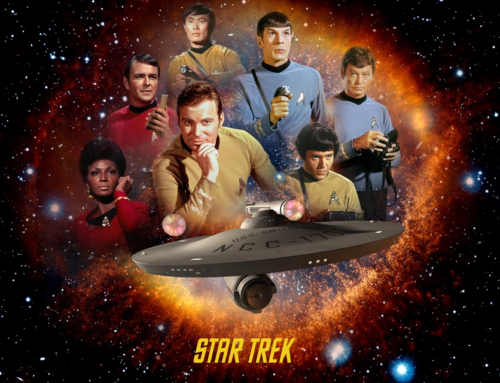 Robótica en Star Trek o cómo mantener la utopía humanista, singularidad tecnológica mediante