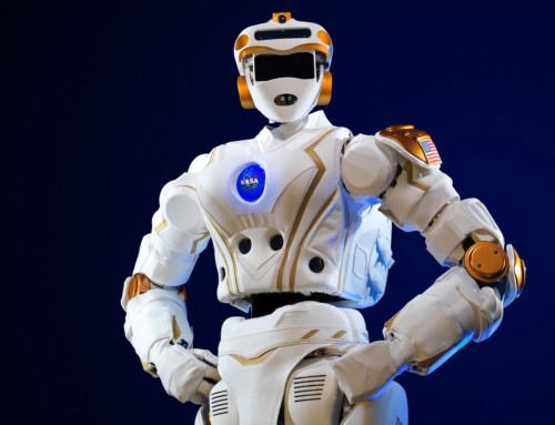 Ponga un robot en su tripulación