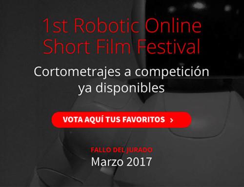 ¡Ya puedes ver los cortos participantes en ROS Film Festival y votar tus preferidos!