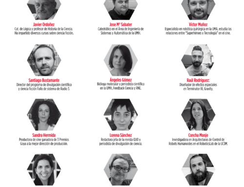 Grandes profesionales del cine y la robótica se darán cita en el ROS Film Festival