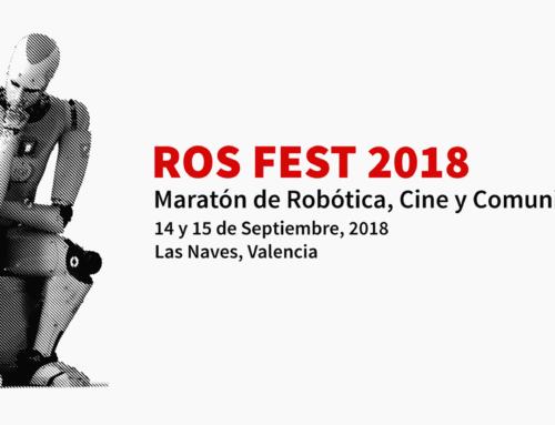 ROS Fest 2018 se celebrará el 14 y 15 de septiembre en Valencia