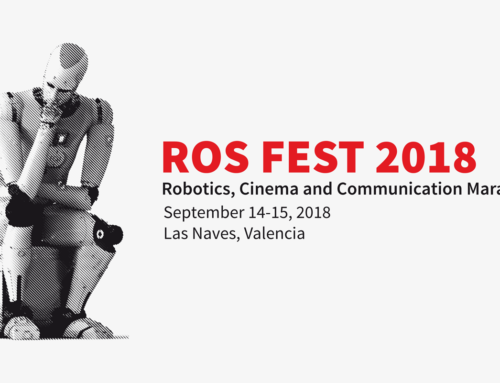 ROS Fest 2018 will be held on September 14 – 15 in Valencia