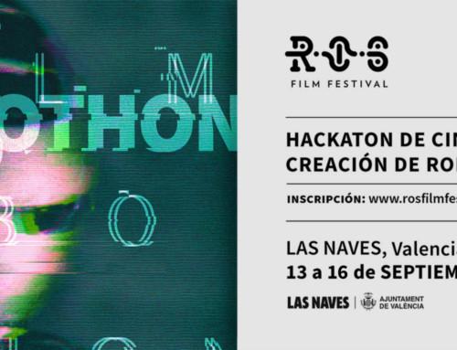 Film Robothon, Hackaton de Cine y robots