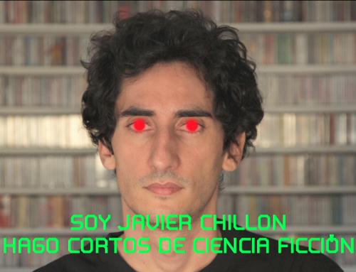 Retrato Robot: Javier Chillón