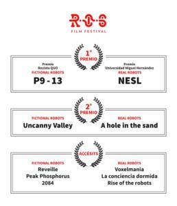 Ganadores ROS Film Festival