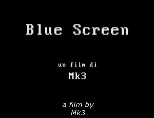 The Italian shortfilm, 'Blue Screen', is the 1st place winner of the 2nd edition ROS Film Festival
